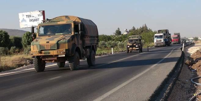 Sınırdaki komutanlara 'Ankara'ya gelin' emri
