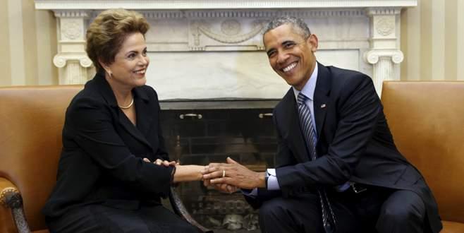 NSA Brezilya'yı da dinlemiş