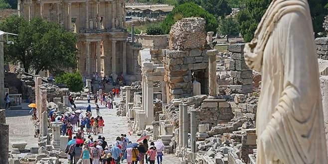Efes, UNESCO Dünya Miras Listesi'ne girdi