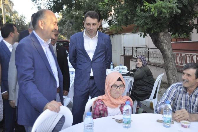 Bakan Müezzinoğlu'nun Balıkesir Ziyareti