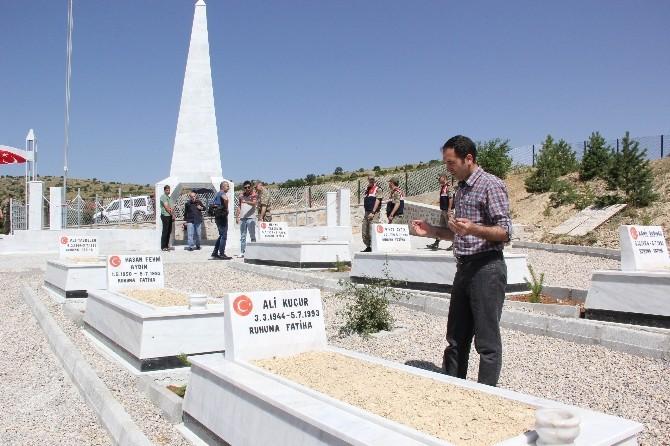 Başbağlar Katliamında Ölenler Anıldı