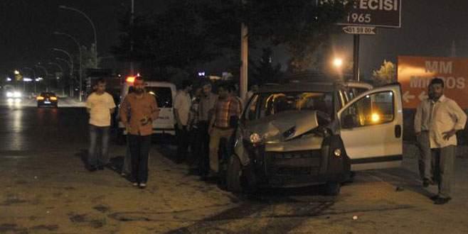 Bursa'da feci kaza: 8 yaralı
