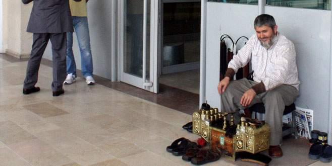 Bursa'da hayırseverden örnek davranış!