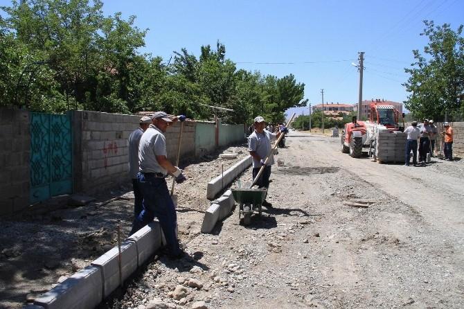 Halit Paşa Mahallesinde Çalışmalar Devam Ediyor