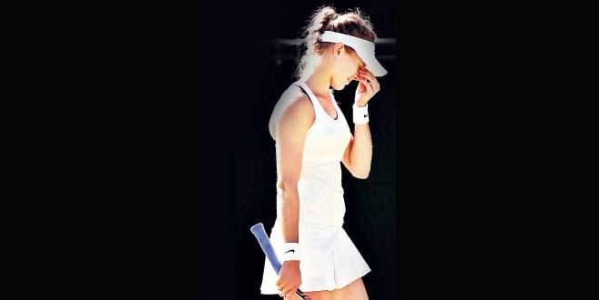 Wimbledon'da siyah sütyen krizi