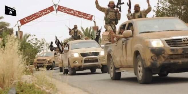 'IŞİD o bölgeyi ele geçirdi'