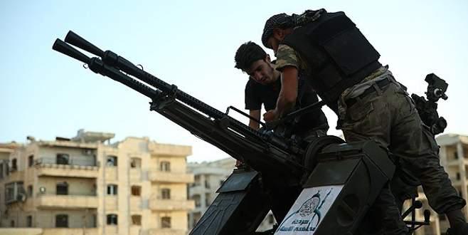 Halep'te çatışmalar devam ediyor
