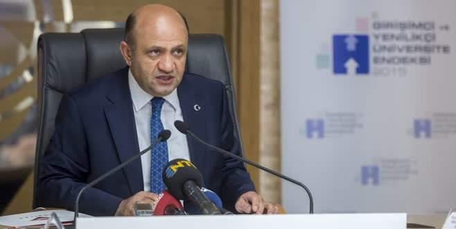 Türkiye'nin en girişimci ve yenilikçi üniversiteleri açıklandı