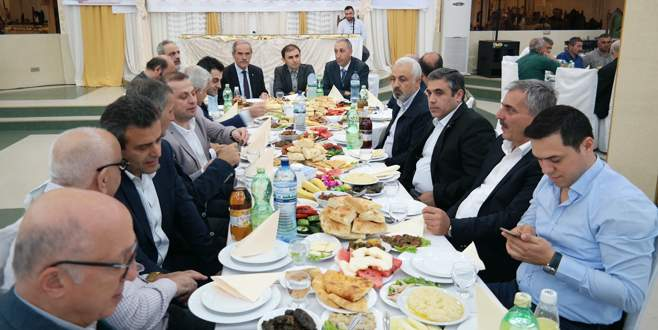 """Altepe: """"Batum'un mutluluğu Bursa'nın da mutluluğudur"""""""