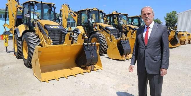 Büyükşehir'in araç filosu daha da güçlendi