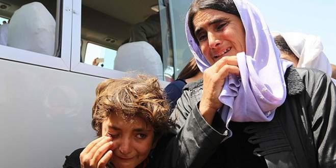 Yezidiler Irak'ı terk ediyor