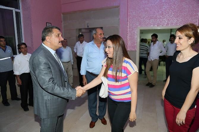 Başkan Gürkan, Belediye Personeline İftar Yemeği Verdi