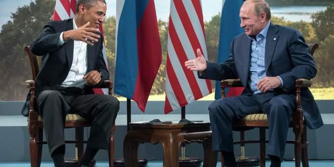 Putin'den Obama'nın 'Esad' önerisine yanıt