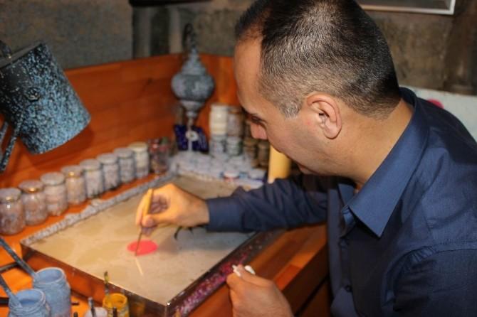'Ebru' Ramazanda Da Sanatseverleri Bekliyor