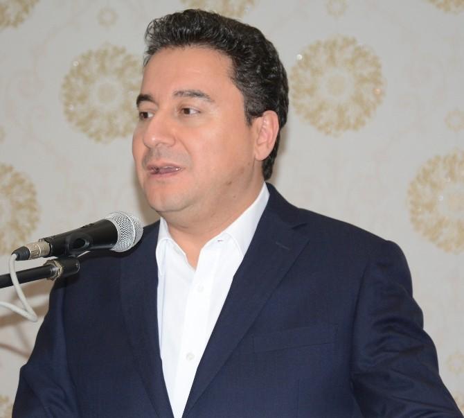 Başbakan Yardımcısı Babacan Aksaray'da