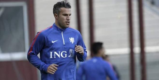 Robin Van Persie Fenerbahçe ile anlaştı