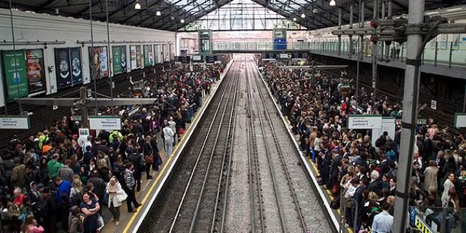 Londra metrosunda grev
