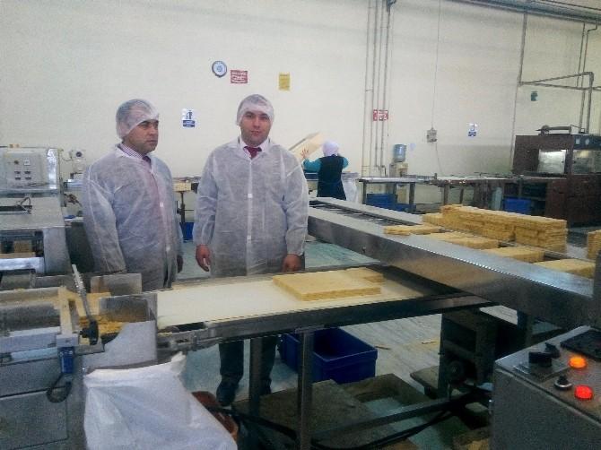 Karaman'da Gıda Satışı Yapan İşyerleri Denetlendi