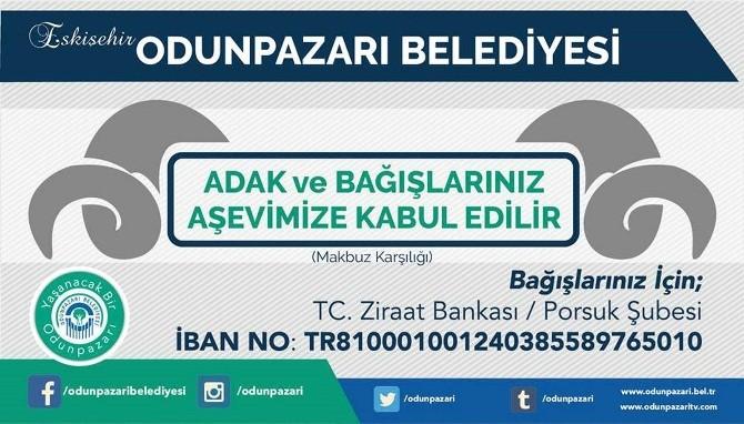 Odunpazarı Belediyesi Aşevi, Hayırsever Vatandaşların Bağışlarını Bekliyor