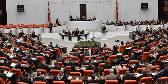 Meclis Başkanlık Divanı oluşturuldu