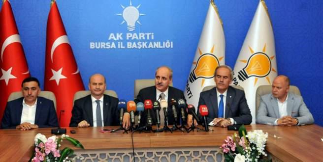 'Koalisyon sürecini Erdoğan yürütecek'