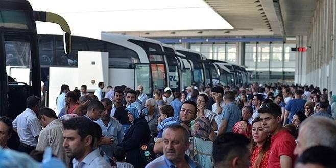 'Bayram tatilinde yolcular biletsiz kalmayacak'