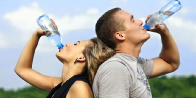 'Ambalajlı su tüketiminde AB'ye yaklaştık'