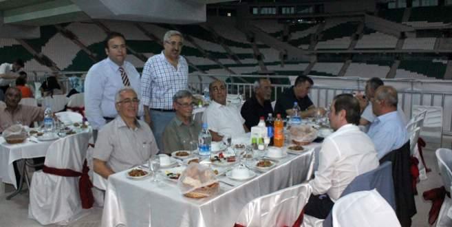 Timsah Arena şenlendi
