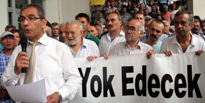 Artvin'de yapılacak madene Bursa'dan 'hayır' dediler