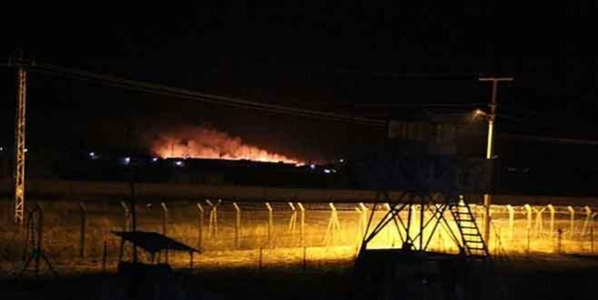 Rasulayn bölgesinde patlama