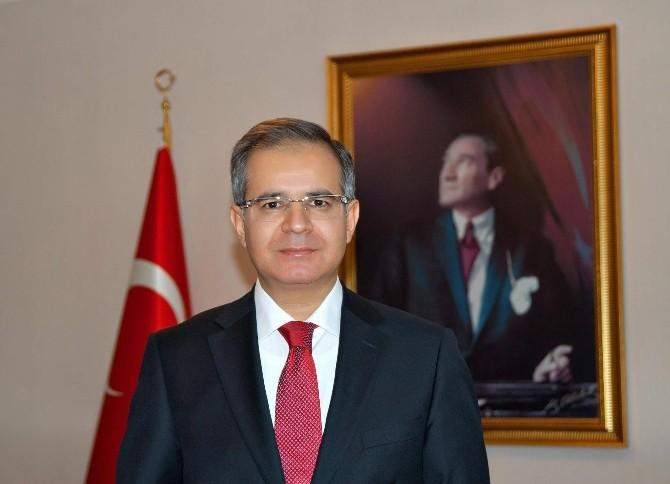 Vali Tapsız'ın Ramazan Bayramı Mesajı