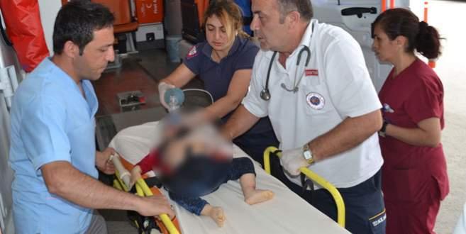 1,5 yaşındaki Sudenur'un kahreden ölümü