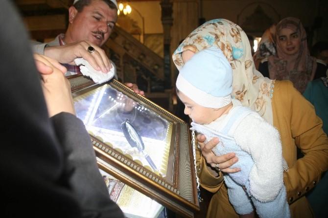 Yozgat'ta Sakal-ı Şerif Ziyarete Açıldı