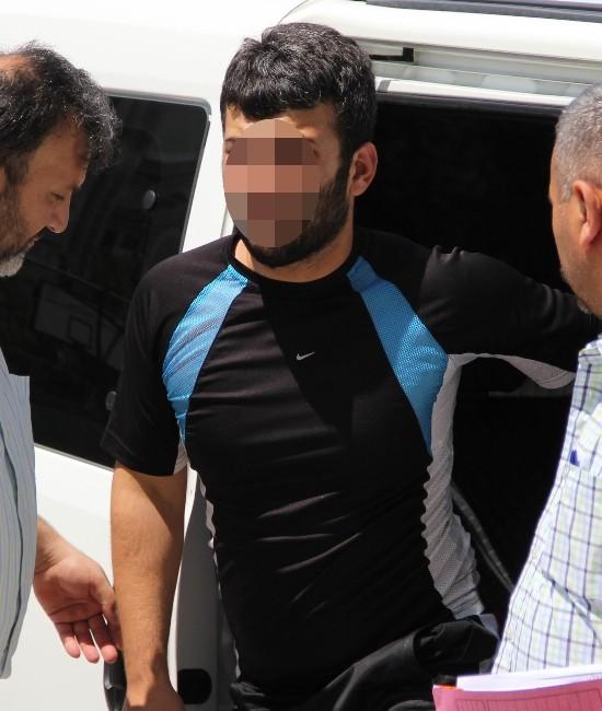 Bacanağını Tüfekle Vuran Genç Tutuklandı