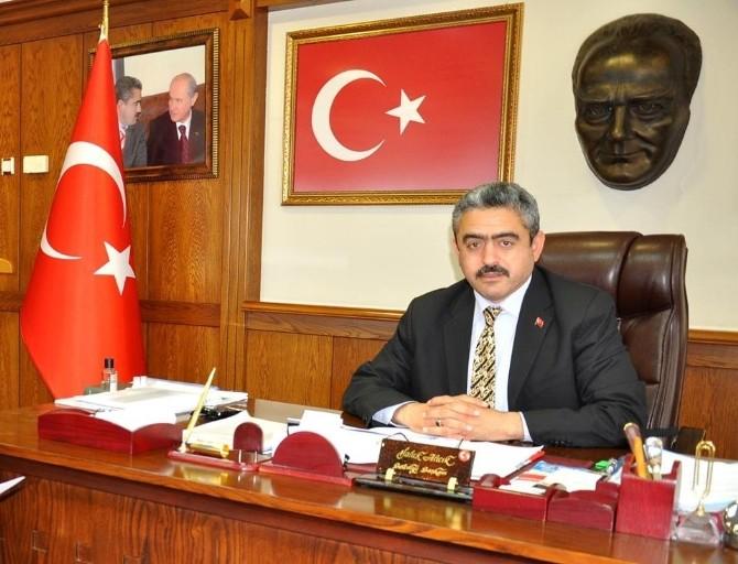 Başkan Alıcık'ın Ramazan Bayramı Mesajı
