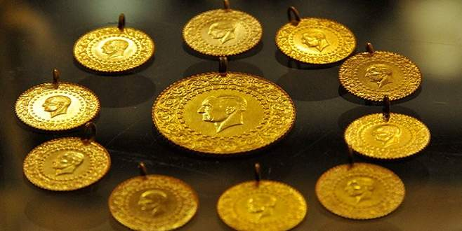 Altının gramı 3,5 ayın en düşüğüne geriledi