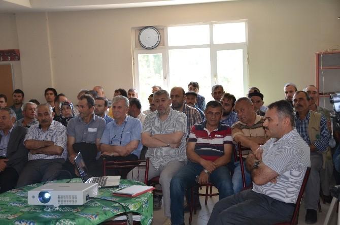 """Bilecik'te Yetkililer İle Köylüler Arasında """"Fabrika"""" Gerginliği"""