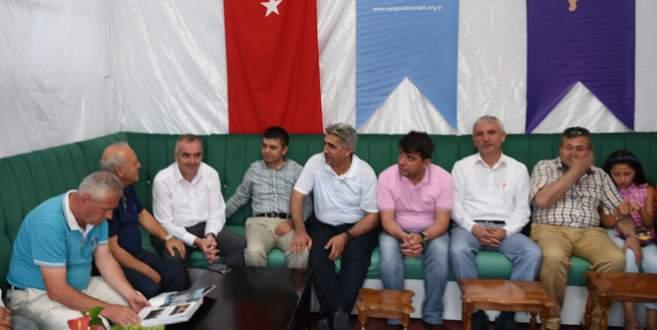 Kosova'da kardeşlik iftarı