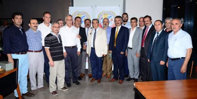 Bursa'daki Vanlılar iftarda buluştu
