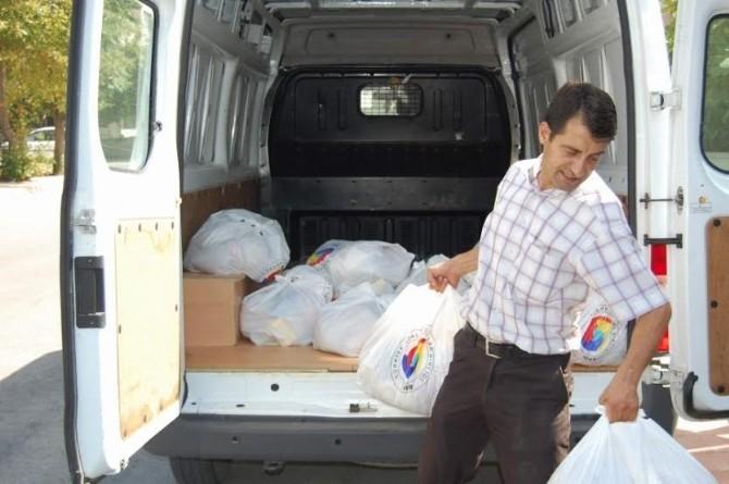 Alto'dan 700 Aileye Gıda Yardımı
