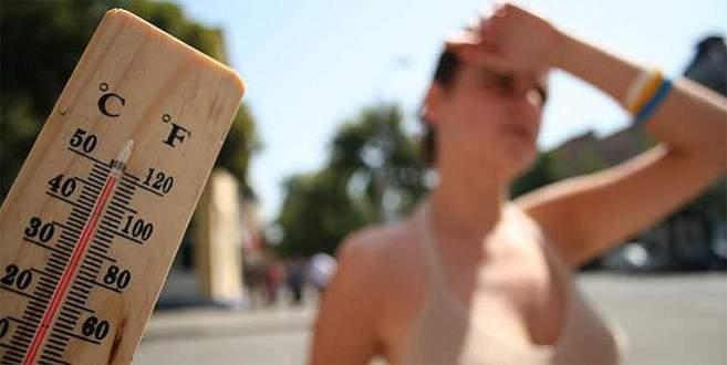 O ülkede sıcak bir haftada 700 can aldı