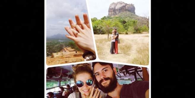 Sri Lanka'da 'evet' dedi