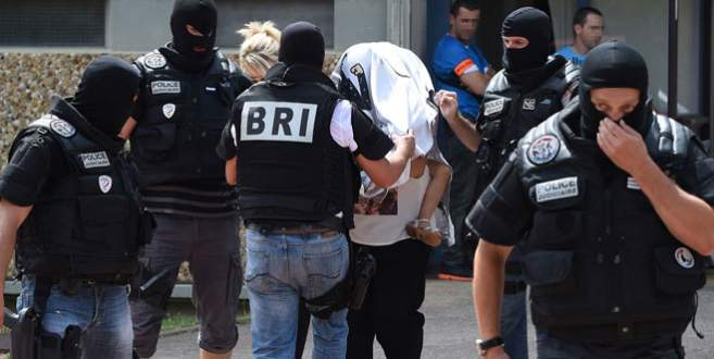 Fransa'da terör saldırısı önlendi