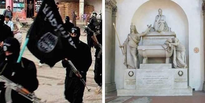 Dante IŞİD'in kara listesinde