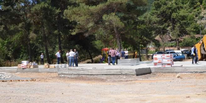 İznik Bayındır'a düğün salonu