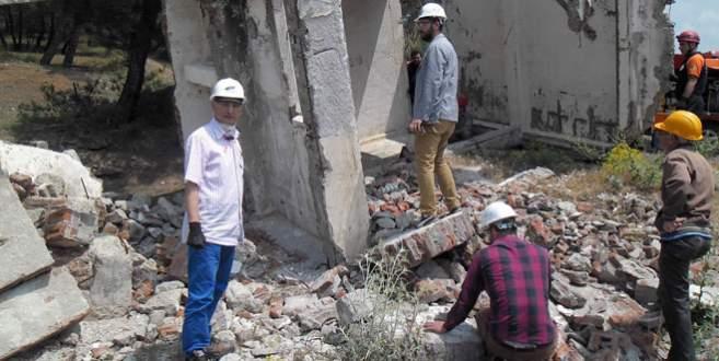 Doğal afetler ve deprem eğitimi