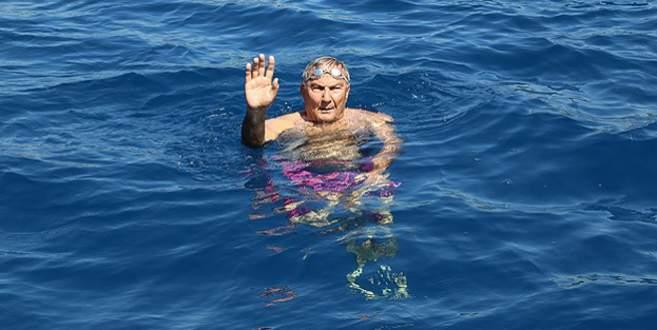 Baykal'dan liderlere denizden mesaj