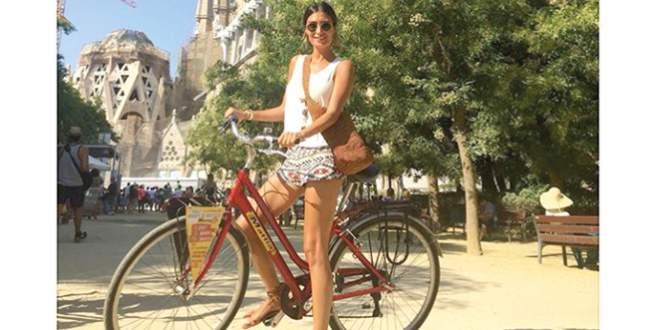 Bisikletle Barcelona turu