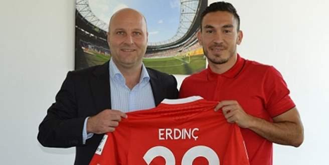 Mevlüt Erdinç, Hannover 96'ya transfer oldu