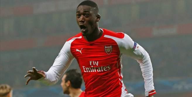 Ajax, Arsenal'dan Sanogo'yu kiraladı
